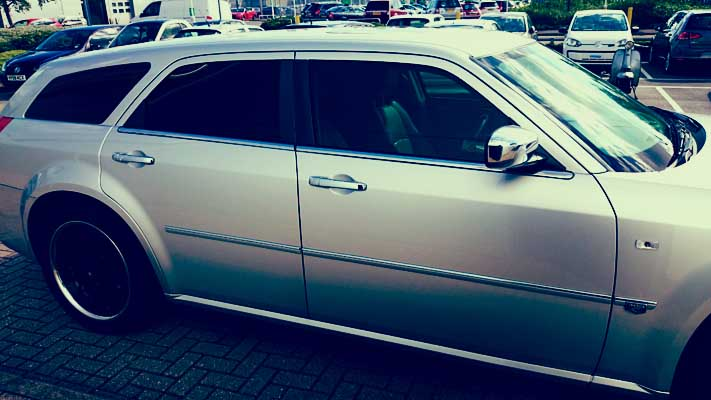 auto window tinting Hampshire