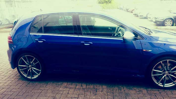 car window tinting Hampshire